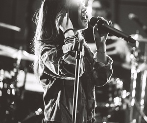 chrissy costanza, bands, and against the current image
