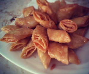 Libya, sweets, and عيد سعيد image