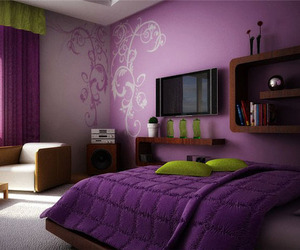 bedroom and pretty image