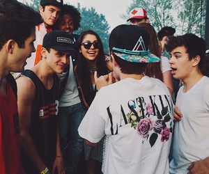 boy, guy, and hayes grier image
