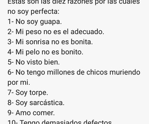 no soy perfecta and frases y textos image