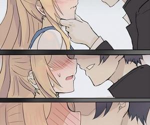 nisekoi and anime image