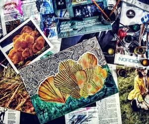 abstract, zentangle, and zenart image
