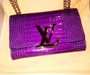 bags, Louis Vuitton, and clutches image
