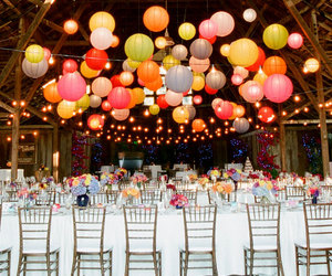 wedding, party, and decoration image