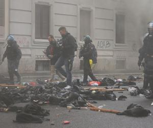 anarchy, revolution, and police image