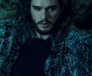game of thrones, Hot, and jon snow image