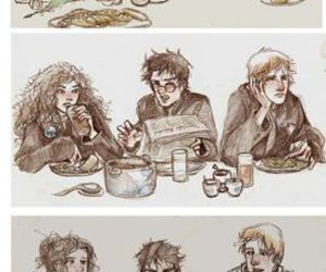 harry potter and the golden trio image