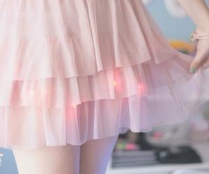 skirt, pink, and melinwonderland image