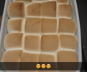 food, heaven, and smores image