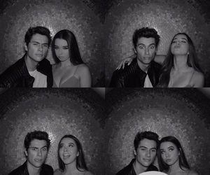 photo booth, sierra furtado, and relationship goals image