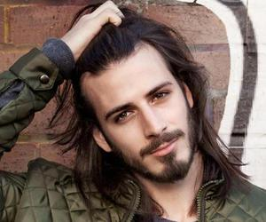 long haircuts and long hairstyles for men image