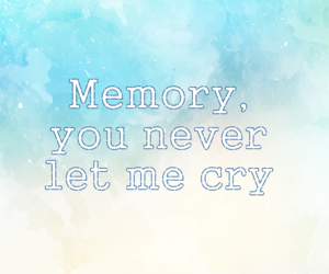 music, quotes, and tears image