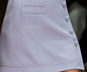 skirt, fashion, and lilac image