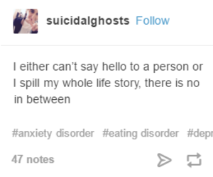 accurate, anxiety, and disorder image