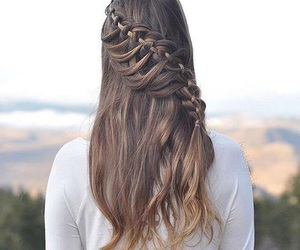 beauty, girly, and hair image