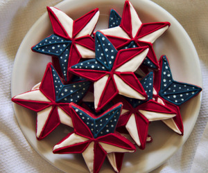 4th of july, delicious, and yummy image