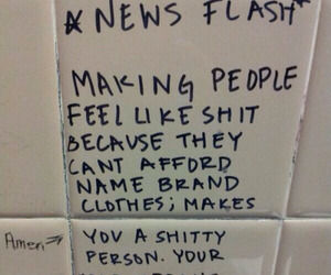 quotes, grunge, and true image