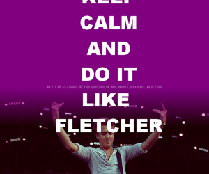 do it, keep calm, and McFly image