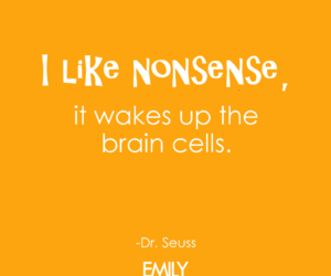 dr seuss, happy, and quotes image
