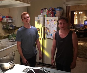 shameless, gallagher, and lip image