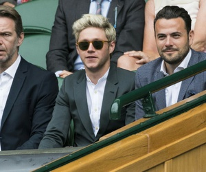 niall horan, ben winston, and one direction image