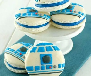 food, r2d2, and star wars image