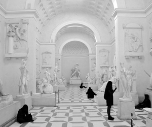 white, art, and black image