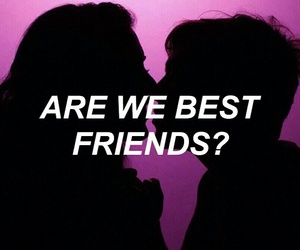 love, grunge, and friends image