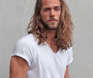hair, Hot, and model image