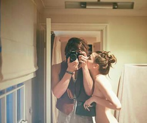 crazy, lovers, and photograph image