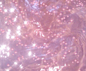 pink, water, and grunge image