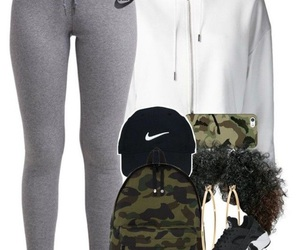 outfit, Polyvore, and ootd image