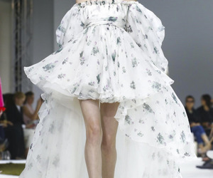 Couture and fashion image