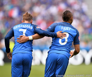 payet and equipe de france image