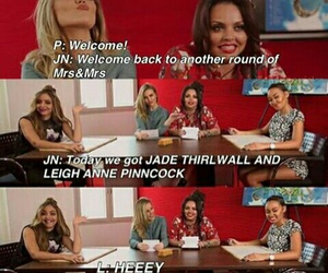 funny, jade thirlwall, and leigh anne pinnock image