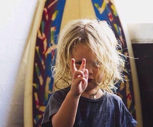 kids, surf, and boy image