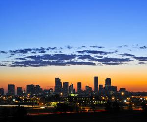 arizona, phoenix, and skyline image