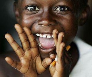 smile, childhood, and boy image