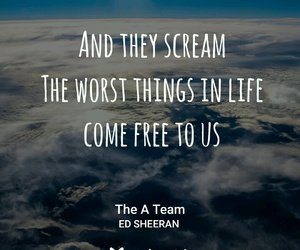music, quotes, and edsheeran image