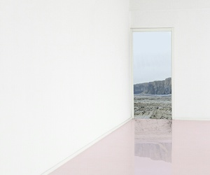 pastel, pink, and white image