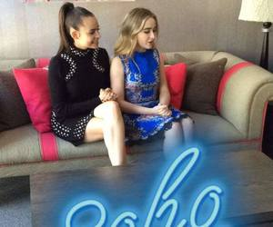 maya, smoke and fire, and sabrina carpenter image