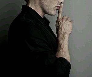 mads mikkelsen, actor, and boy image