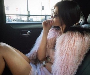 fur, jenner, and kendall jenner image
