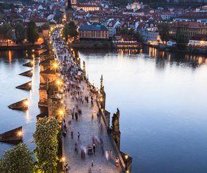 prague, city, and travel image