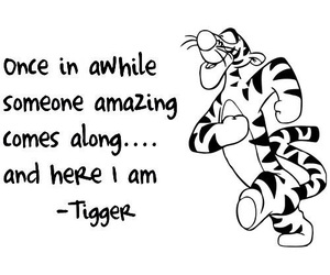 quotes, tigger, and amazing image