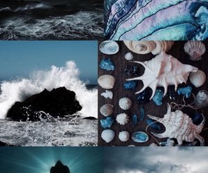 aesthetics and ocean image