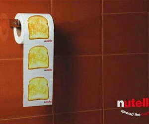funny and nutella image