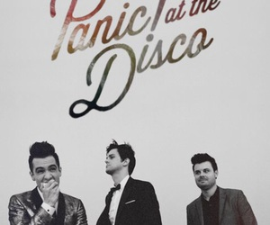 panic! at the disco, brendon urie, and music image