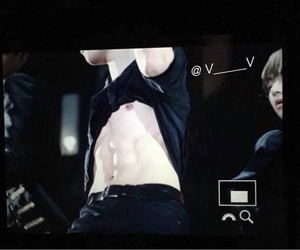 abs, park jimin, and bts image